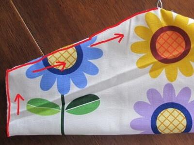 布ハンガー 縫い方