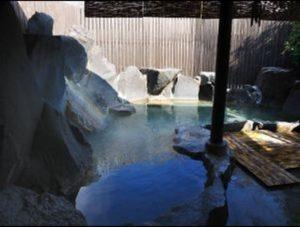 霧島みやまホテル 貸切露天風呂
