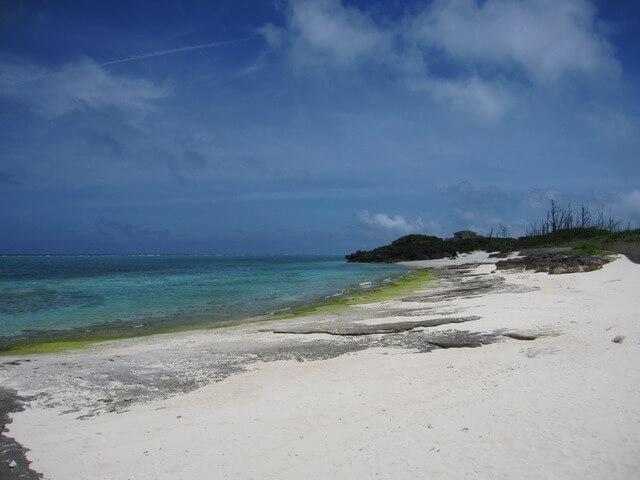 寺崎海岸 ヨロン島