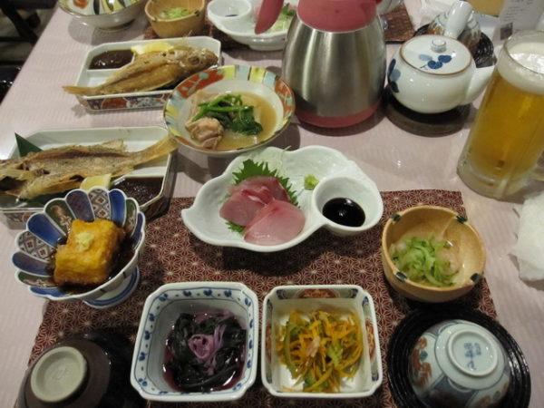 ホテルヨロン島ビレッジ 夕食 2日目