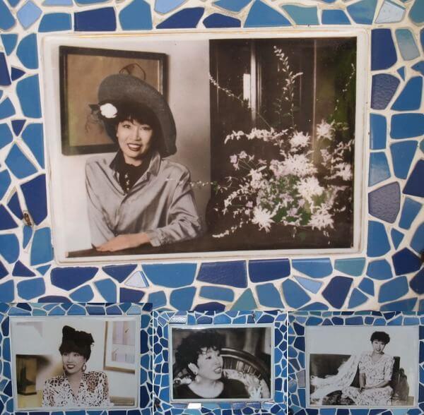 森瑤子 お墓の写真