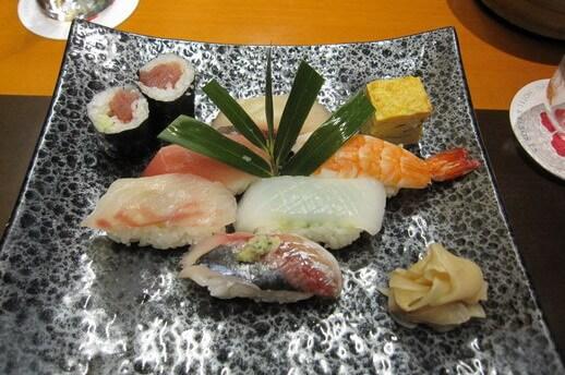 お寿司ご膳