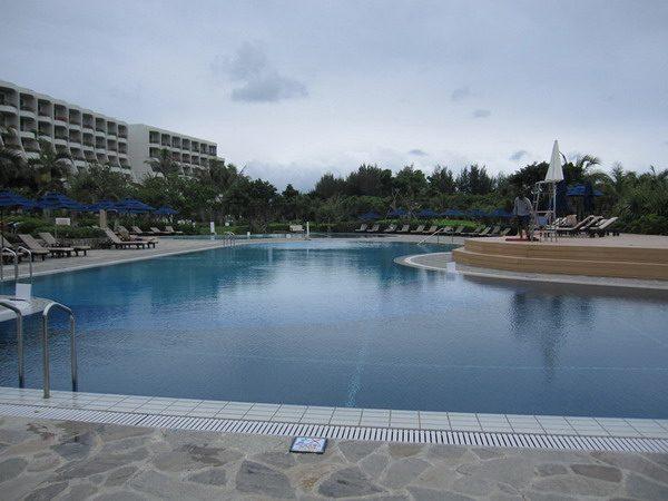 宮古島東急リゾーツのプール