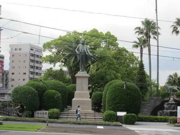 大久保利通 銅像