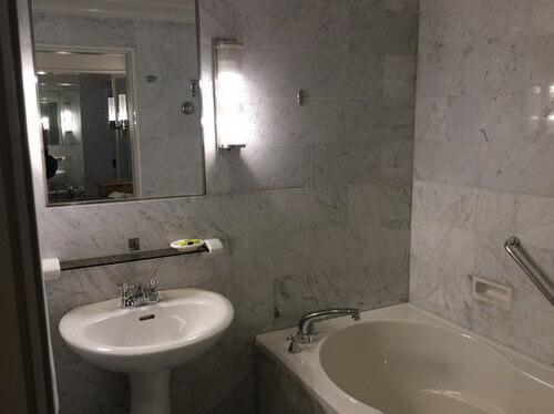 ANAインターコンチネンタル石垣のバスルーム