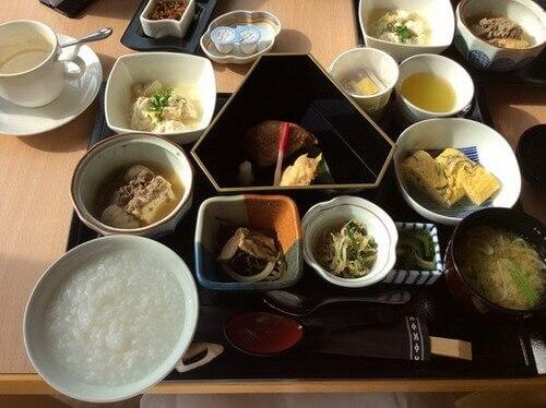 ANAインターコンチネンタル石垣の朝食(和風)
