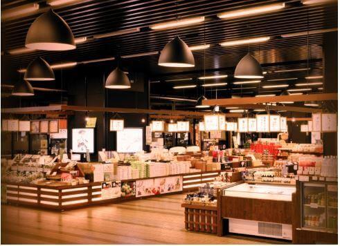 越後湯沢駅 中央市場