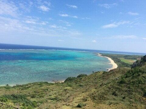 平久保崎灯台から見える景色