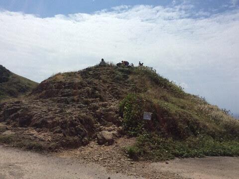 平久保崎灯台の丘
